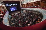 Festival animovaných filmů Anifilm v třeboňském Divadle J. K. Tyla