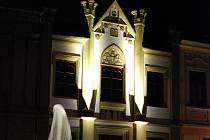 Synagoga v Dobrušce.
