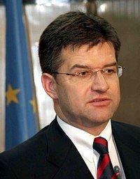 Miroslav Lajčák, vysoký představitel Evropské unie pro Bosnu a Hercegovinu.