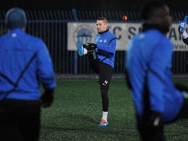 Fotbalisté Liberce zahájili přípravu na jarní část ligy.