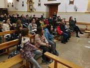 Česko zpívá koledy ve španělském Madridu