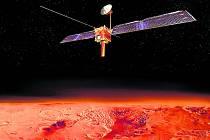 Satelit MRO letěl k Marsu sedm měsíců a dosáhl jeho orbitu v roce 2006.