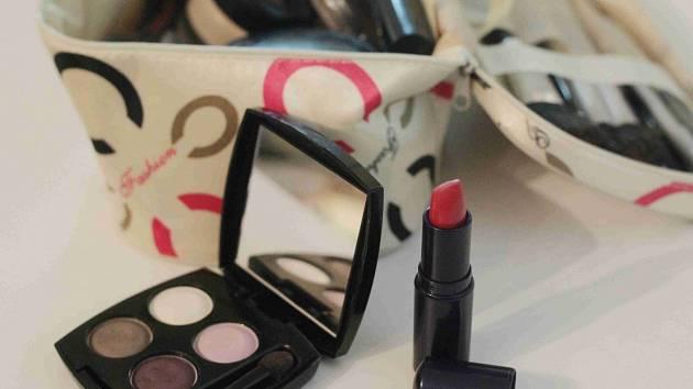 Make-up. Ilustrační foto