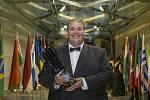Světovým podnikatelem roku je kanadský obchodník s luštěninami Murad Al-Katib