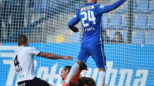 11. kolo fotbalové ligy: Liberec - Hradec Králové 2:0