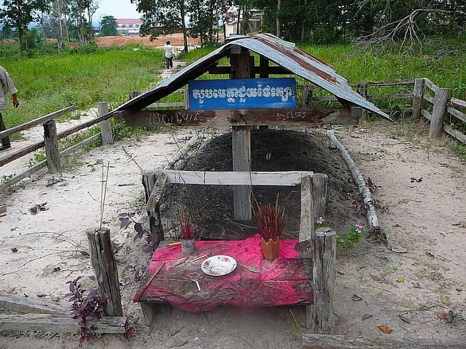 Pol Potův hrob