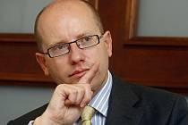Bohuslav Sobotka v roce 2010