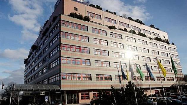 Sídlo společnosti Sazka v Praze