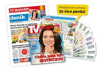 Soutěžte s TV magazínem o zájezdy i peněžité ceny