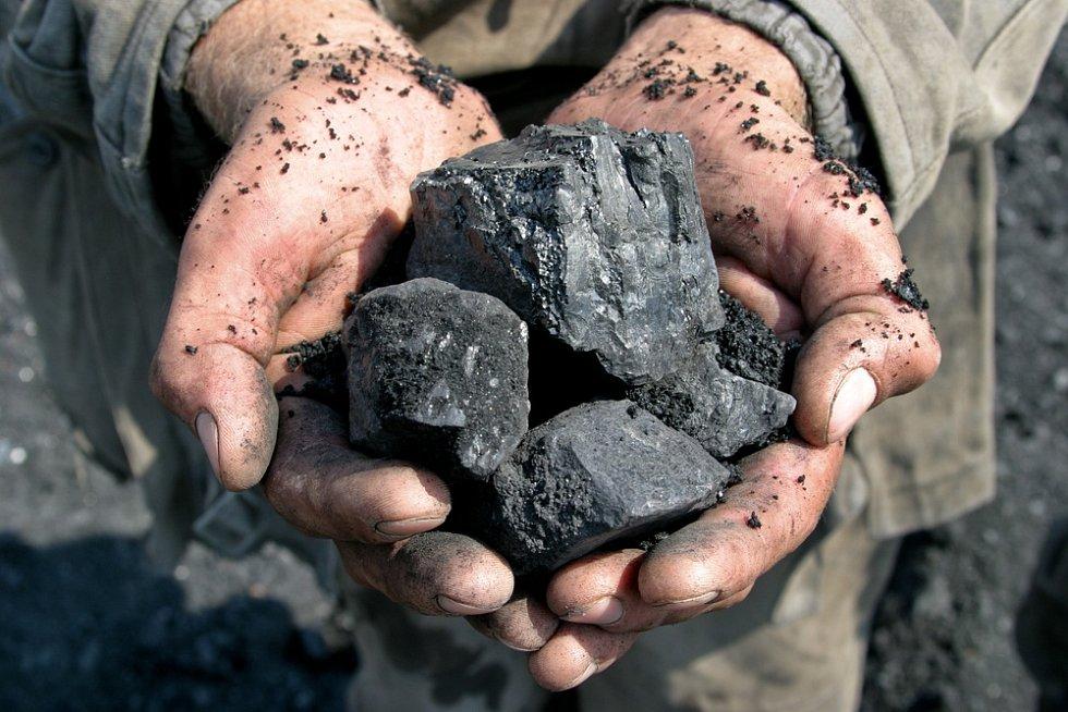 Uhlí - Ilustrační foto
