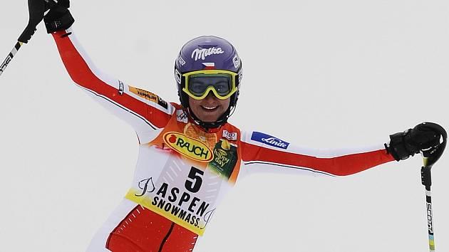 Česká lyžařka obsadila v superkombinaci Světového poháru šesté místo.
