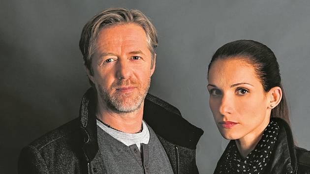 Jiří Langmajer a Zuzana Kanócz.