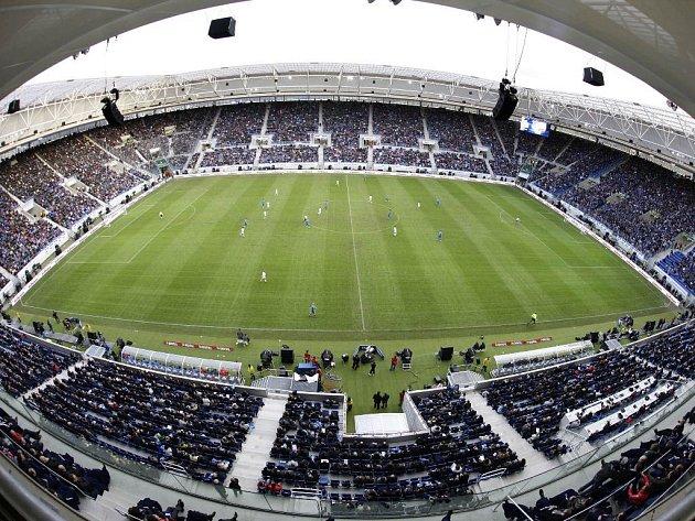 Stadion prvoligového týmu z Hoffenheimu.