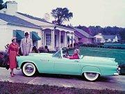 Ford Thunderbird (1955).
