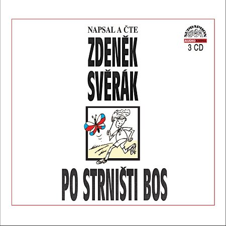 "Audiokniha Zdeňka Svěráka ""Po strništi bos"""