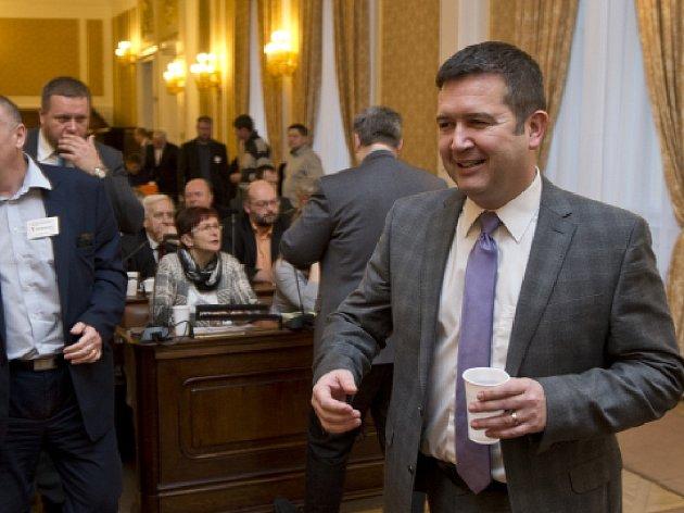 Předsedou středočeské ČSSD se podle informací redakce stal Jan Hamáček.