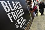 Black Friday - ilustrační foto
