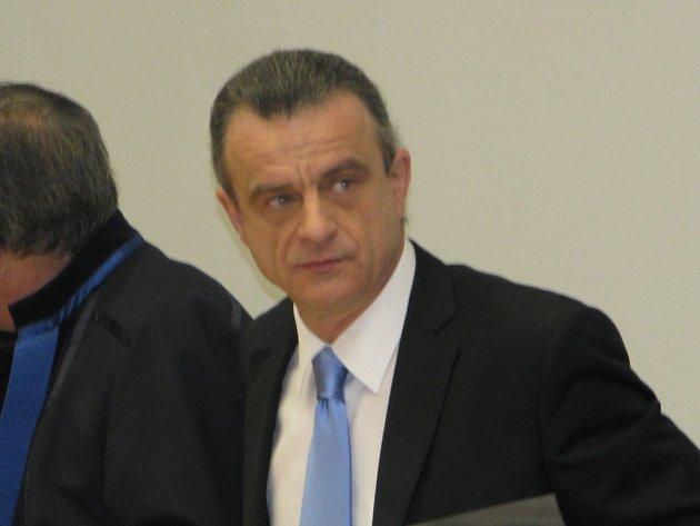 Bývalý poslanec Otto Chaloupka.