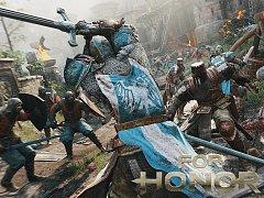 Počítačová hra For Honor.