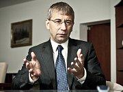 Ministr práce a sociálních věcí Jaromír Drábek.