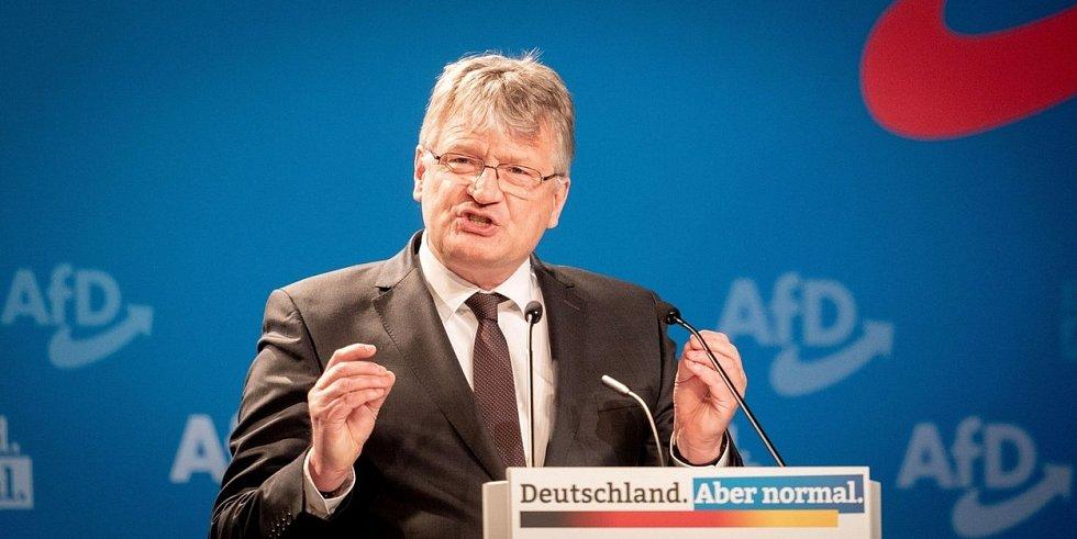 Jörg Meuthen, jeden z lídrů Alternativy pro Německo