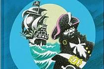 Voriginále se jmenoval Sharkey. Nikdy nedosáhl takové proslulosti jako jiný literární hrdina zknih sira A. C. Doylea, geniální detektiv Sherlock Holmes. Ale přesto vydaly příhody tohoto zavilého kapitána na tucet námořnických povídek.