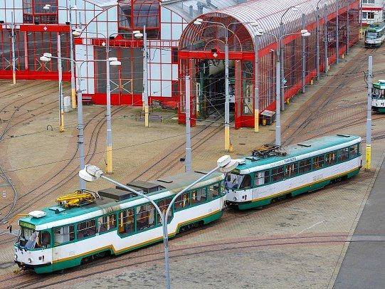 Liberec tramvaj