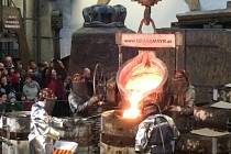 Na počest Václava Havla odlila 16. prosince zvonařská dílna Grassmayr v rakouském Innsbrucku zvon Václav.