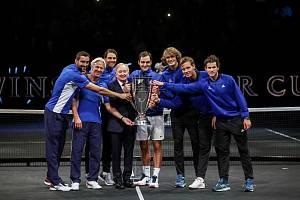 Laver Cup v Praze v roce 2017