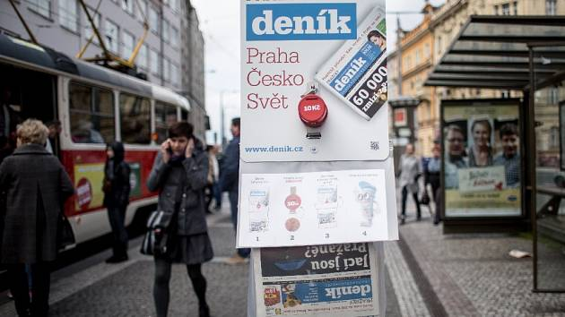 Pražský deník.