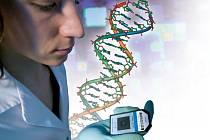 Přístroje do ruky měří genetické odchylky