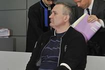 Šéf lihové mafie Radek Březina u soudu. Ilustrační foto.
