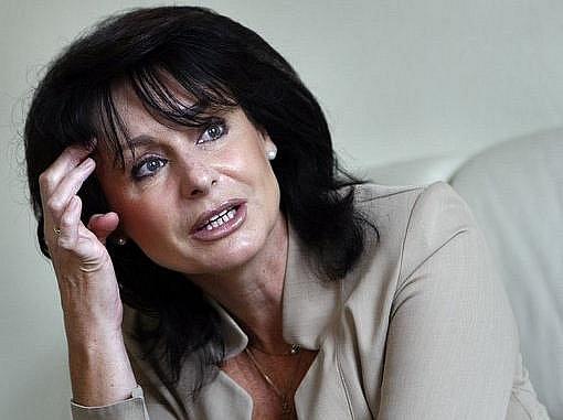 Nejvyšší státní zástupkyně Renata Vesecká