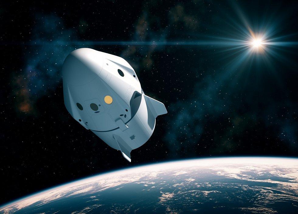 Komerční lety do vesmíru jsou snem cílem miliardářů.