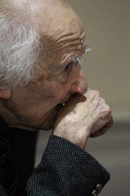 Polský vědec Zygmunt Bauman.
