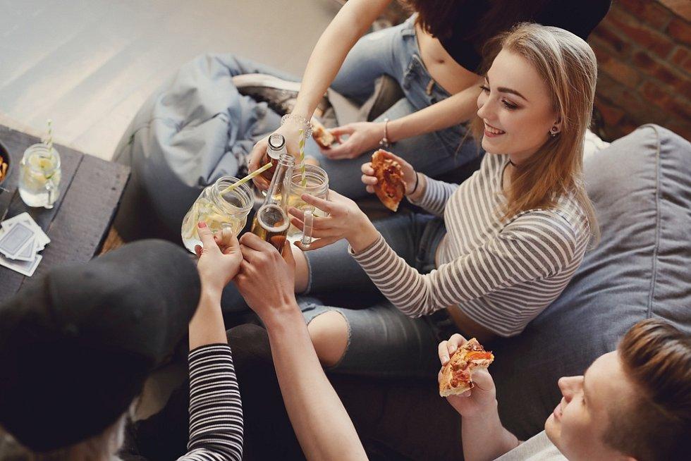 Alkohol a mladiství - Ilustrační foto