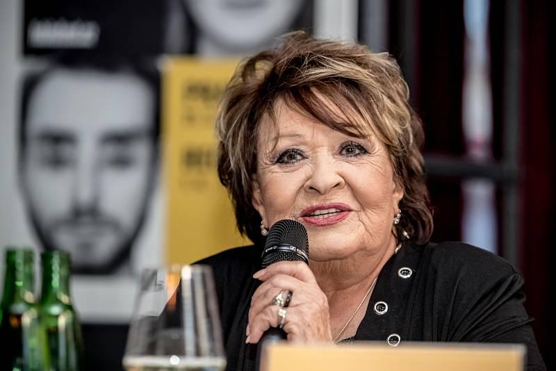 Jiřina Bohdalová letos oslavila jubileum. V květnu jí bylo 90 let
