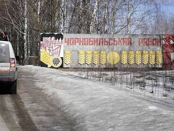 Expedice navštívila Černobyl