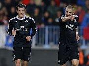 Gareth Bale (Wales) a Karim Benzema (Francie) v Rusku střílet góly nebudou. Prvně jmenovaný se tam neprobojoval, druhý se nevešel do nominace.