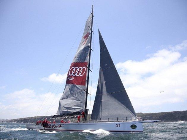 Jachta Wild Oats XI ovládla poosmé závod Sydney - Hobart.