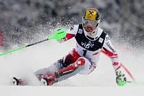 Marcel Hirscher vyhrál slalom SP v Záhřebu.