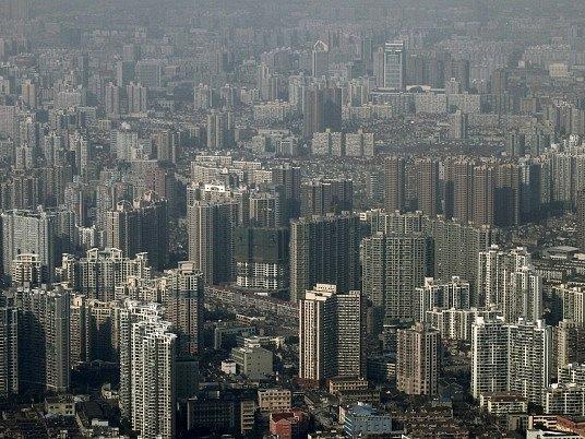 Šanghaj. Ilustrační foto