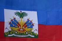 Vlajka Haiti - ilustrační foto