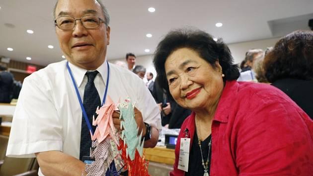 Nobelovu cenu získala Mezinárodní kampaň za zrušení jaderných zbraní