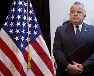 Americký ministr zahraničí John Sullivan
