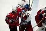 ČR - Kanada na MS v hokeji v roce 1997.