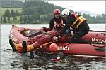 Přeshraniční výcvik a spolupráce českých a polských hasičů