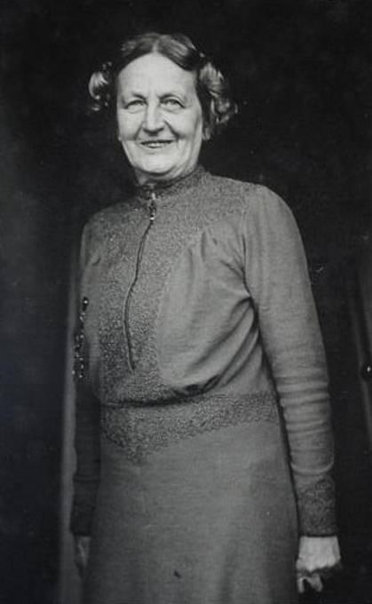 Maminka Ruth Hálové