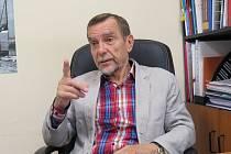 Ruský ochránce lidských práv Lev Ponomarjov