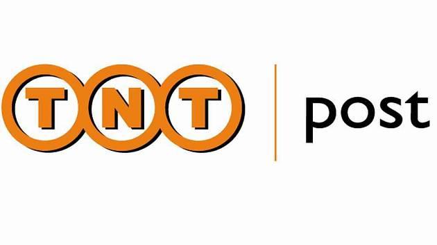 logo firmy TNT POST.